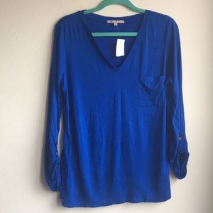 Gap long sleeve Vneck